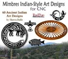 Mimbres Indian Designs
